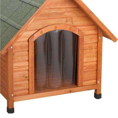 Premium+ A-Frame Door Flap for Dog House