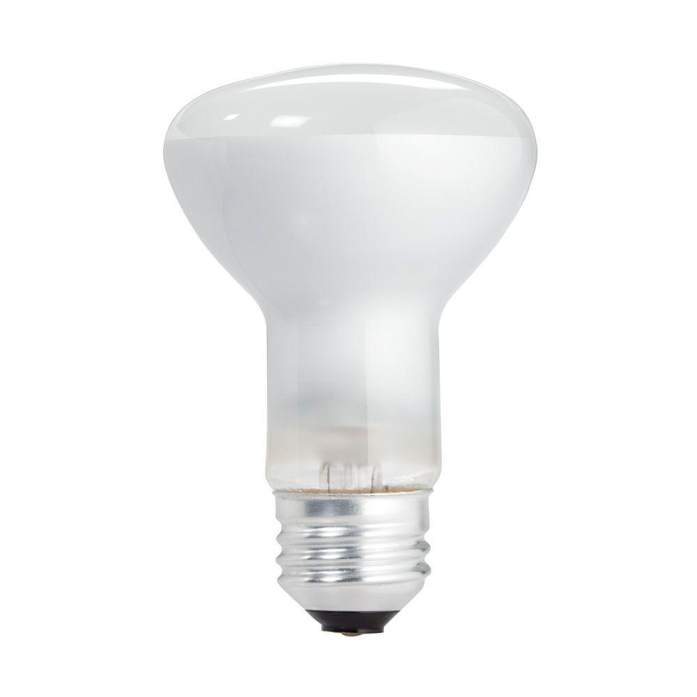 Philips 45-Watt Halogen R20 Flood Light Bulb-408831
