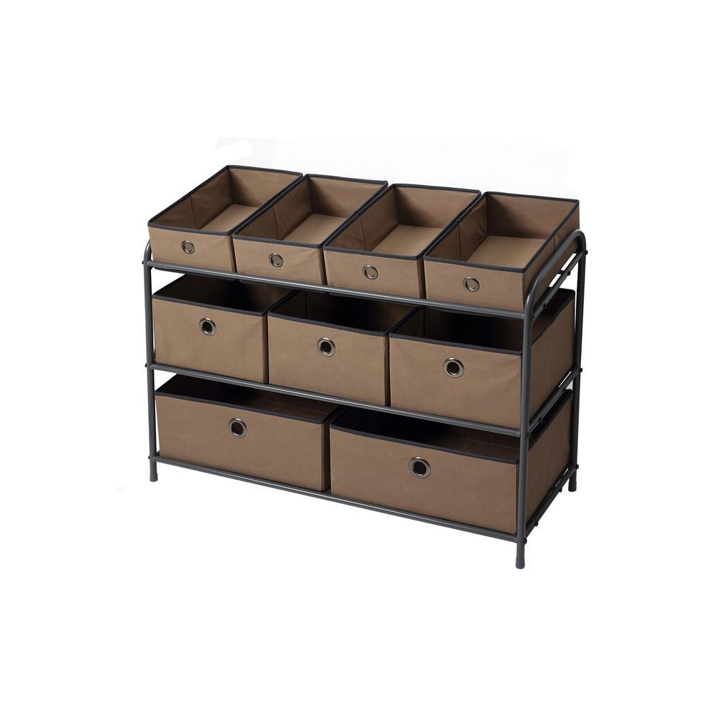3-Tier Storage Organizer
