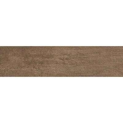 Selva Tobacco 6 in. x 36 in. Porcelain Floor and Wall Tile (13.08 sq. ft. / case)