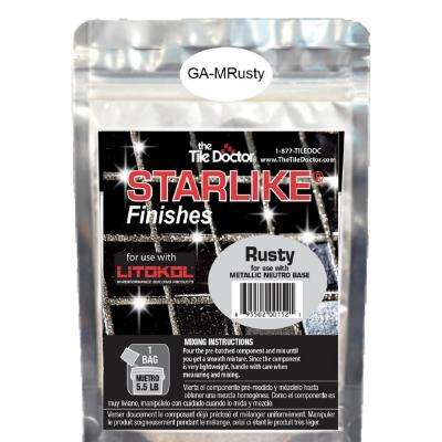 Starlike Finishes Metallic Rusty Additive
