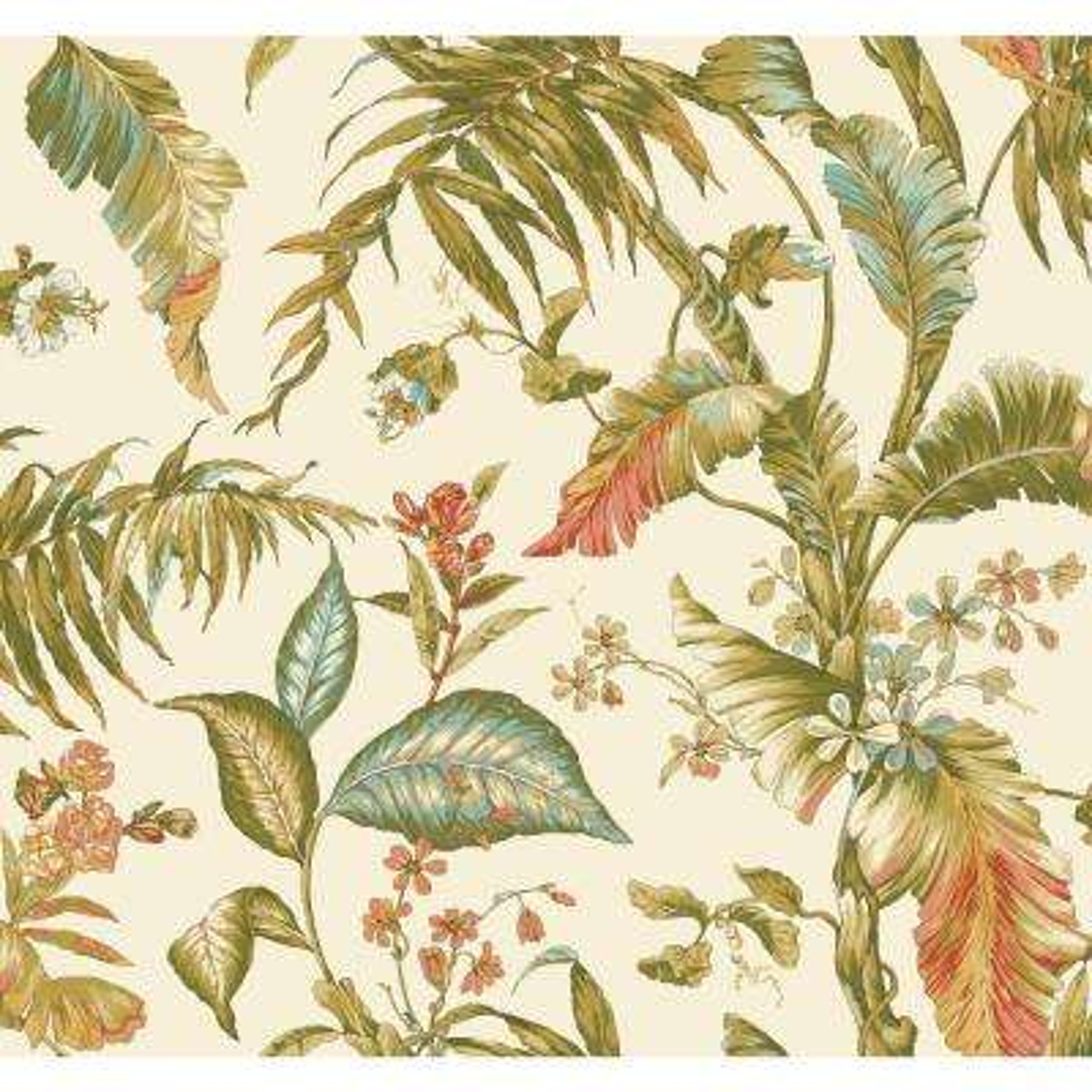 Tropics Fiji Garden Wallpaper