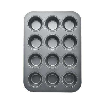 Commercial II Non-Stick 12-Cup Muffin Pan
