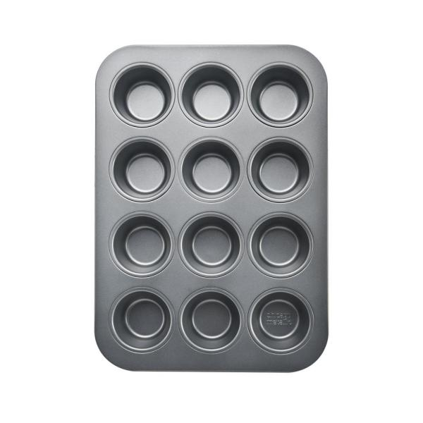 Chicago Metallic Commercial II Non-Stick 12-Cup Muffin Pan 59612