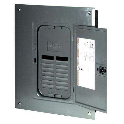 QO 125 Amp 12-Space 12-Circuit Indoor Main Lug Load Center with Cover