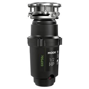 Moen GX Pro Series 1/2 HP Continuous Feed Garbage Disposal by MOEN