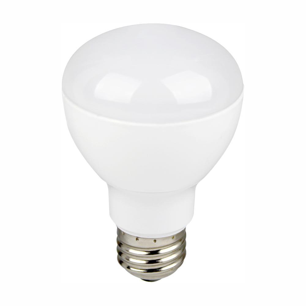 Euri Lighting 45W Equivalent Warm White R20 Dimmable LED Directional Flood Light Bulb