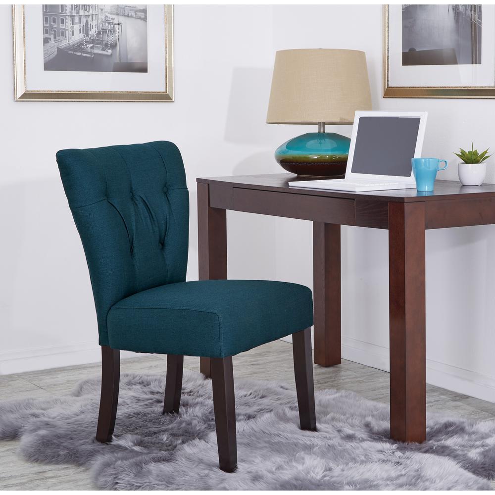 Klein Azure Fabric Andrew Chair