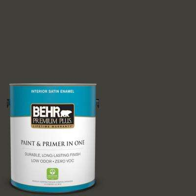 #S-H-790 Black Suede Zero VOC Interior Paint