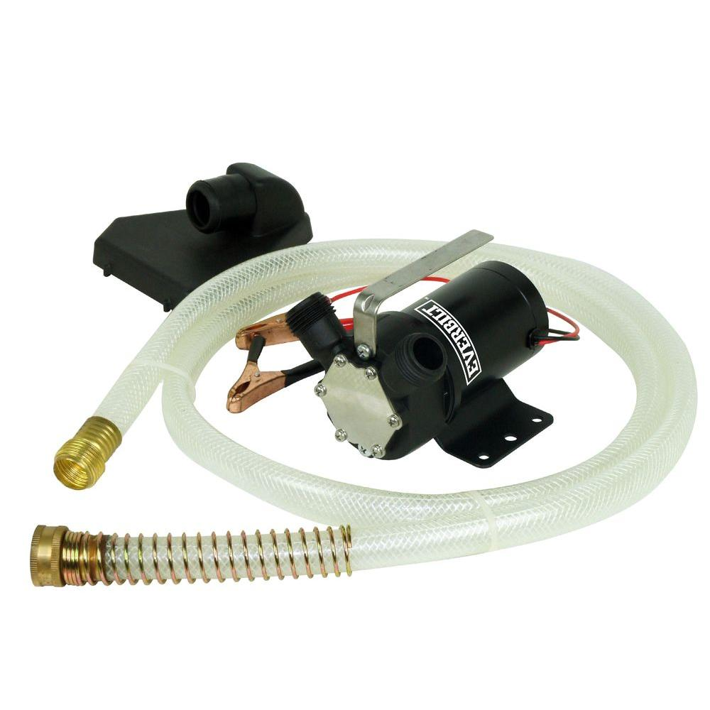 Everbilt 1 3 Hp Automatic Utility Pump Ut03301 The Home Depot Utilitech Wire 10gpm 2 Submersible Well And Control Box