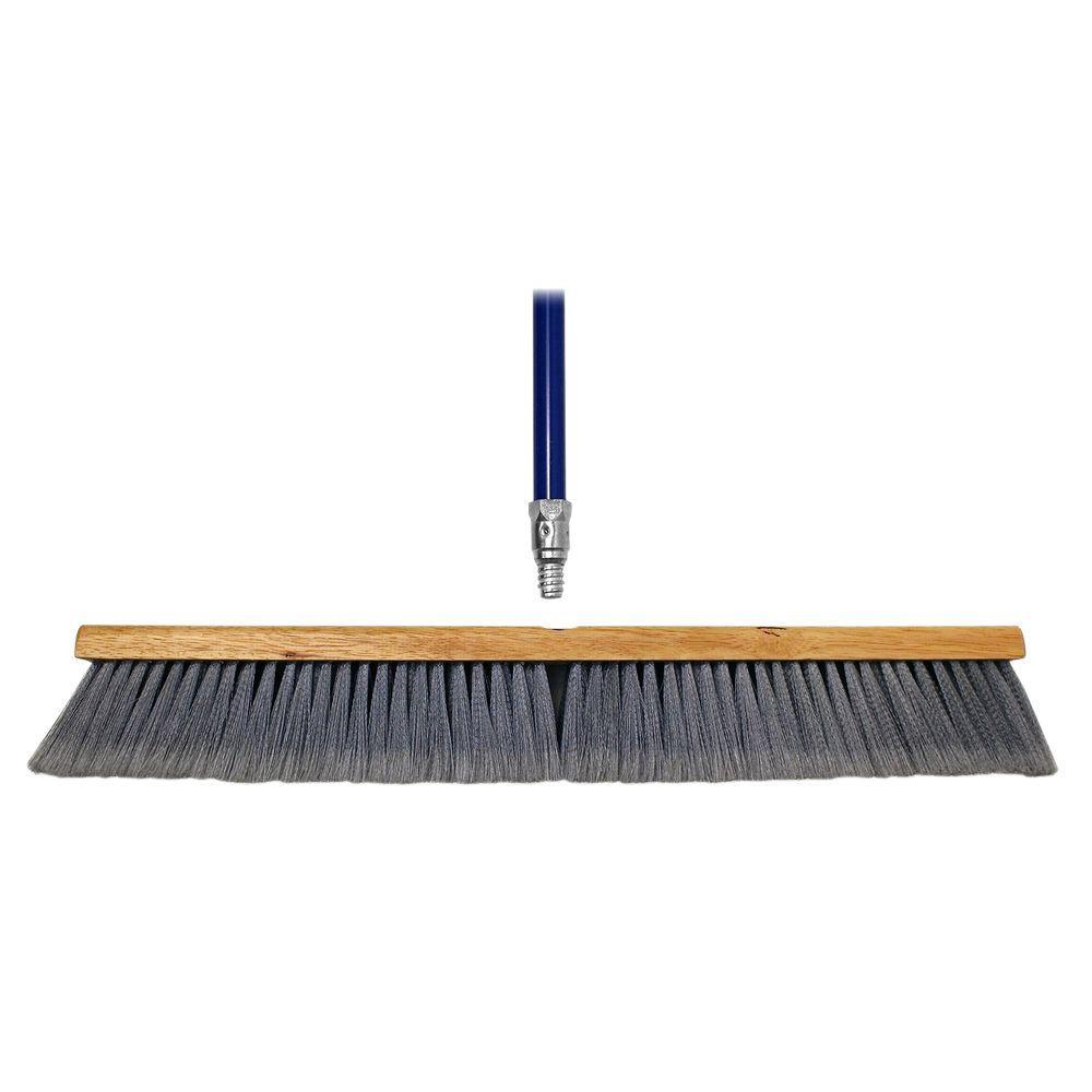 Genuine Joe Gray All Purpose Metal Sweeper Gjo30125 The
