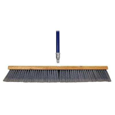 Gray All-Purpose Metal Sweeper