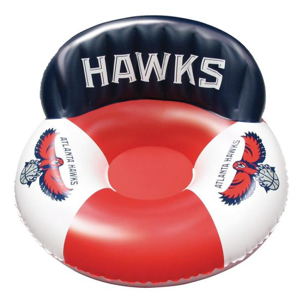 Atlanta Hawks NBA Deluxe Swimming Pool Float Tube