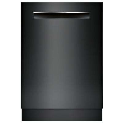 500 Series Top Control Tall Tub Dishwasher in Black with Stainless Steel Tub and EasyGlide Rack System, 44dBA