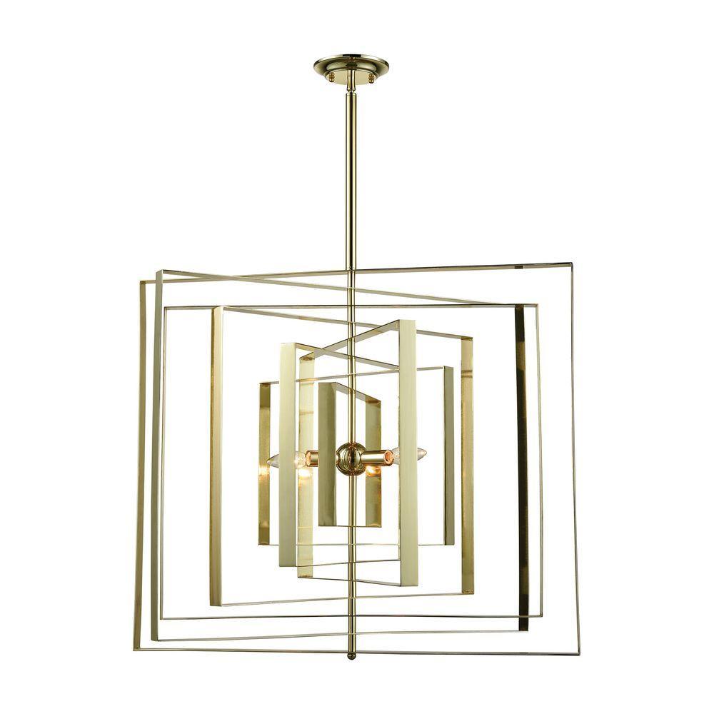 Titan lighting synchrony 3 light gold plate square chandelier tn titan lighting synchrony 3 light gold plate square chandelier arubaitofo Choice Image
