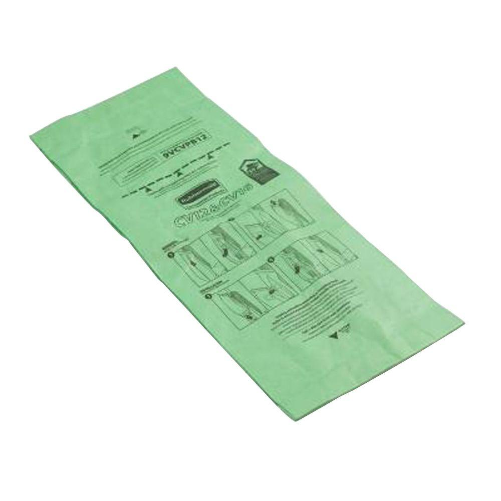 Rubbermaid Commercial Products Vacuum Replacement Bags (10-Pack)