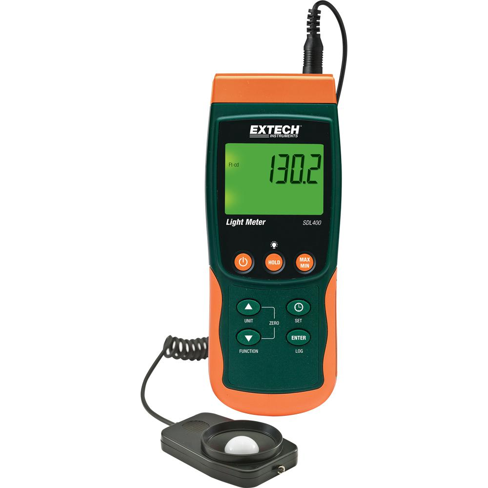 Extech Instruments Tools The Home Depot Bosch Gos 108 V Li Tool Only Kamera Borescope Light Meter Sd Logger With Nist