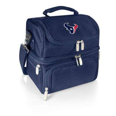 Pranzo Navy Houston Texans Lunch Bag
