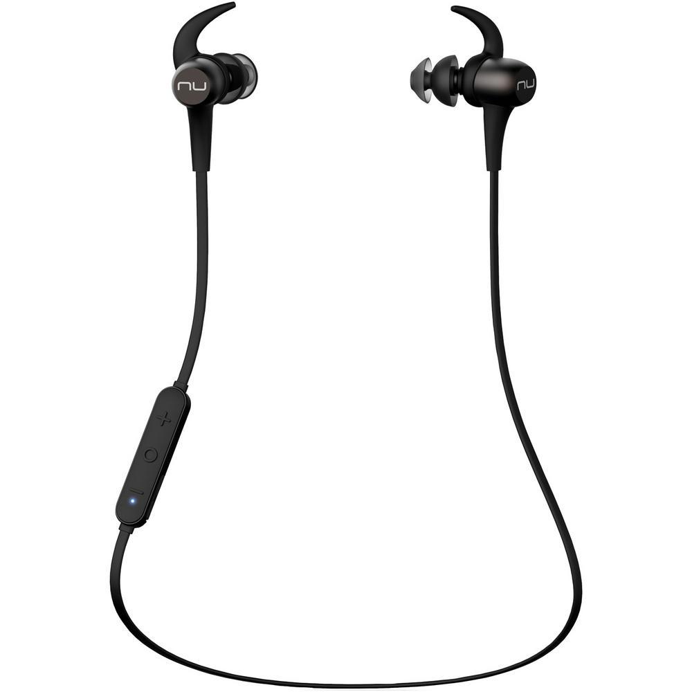 Nuforce Bluetooth In Ear Headphones In Gunmetal Besport3 Gunmet