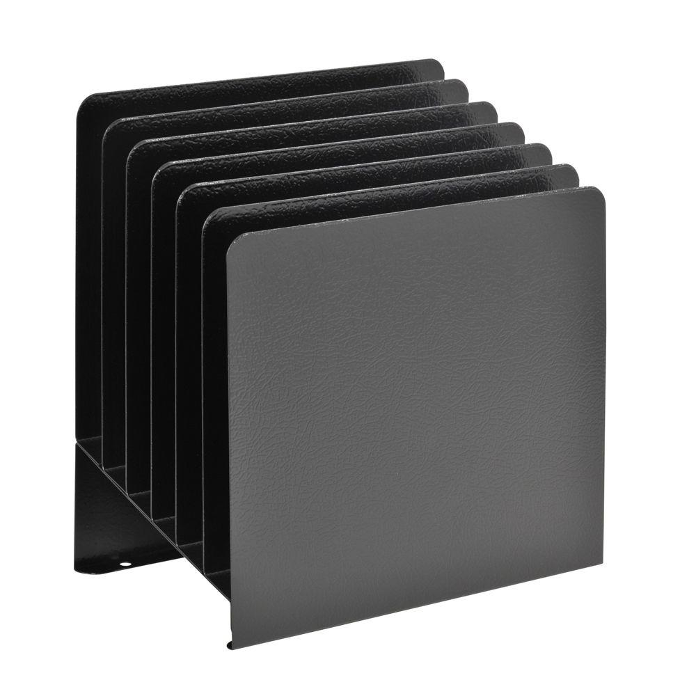 Buddy S Classic 6 Pocket Slant File Organizer