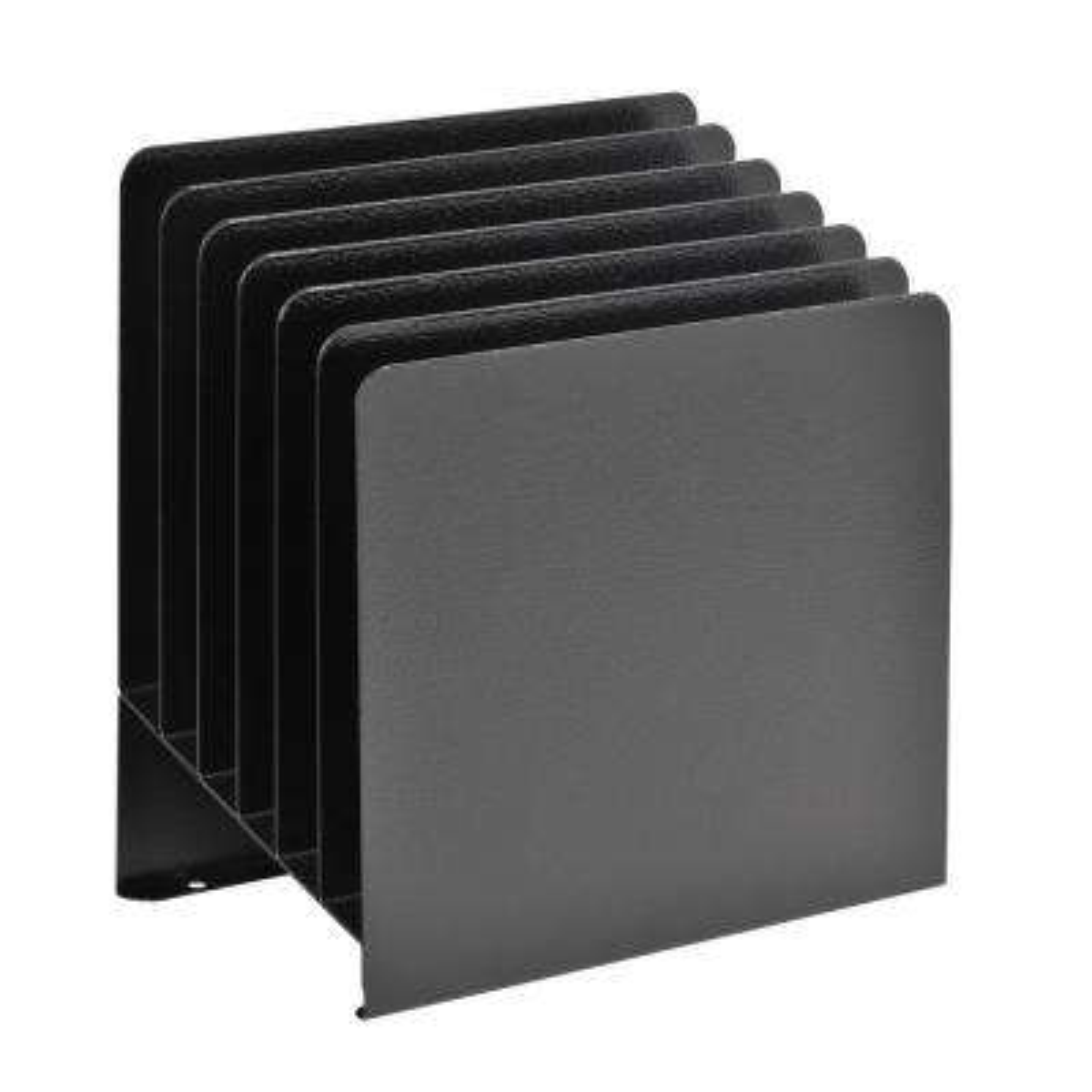 Classic 6-Pocket Slant File Organizer