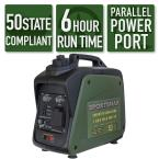 Sportsman 1,000 Watt Recoil Gasoline Powered Portable Inverter Generator