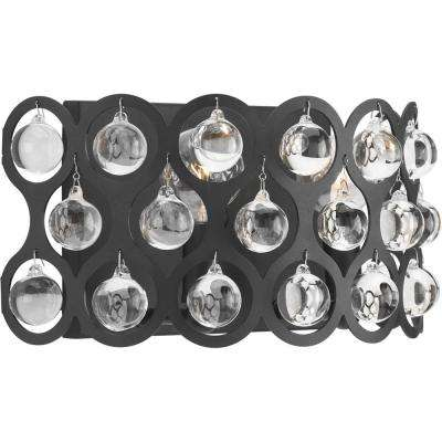 Vestique Collection Collection 2-light Graphite Sconce