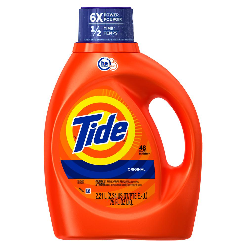 tide soap