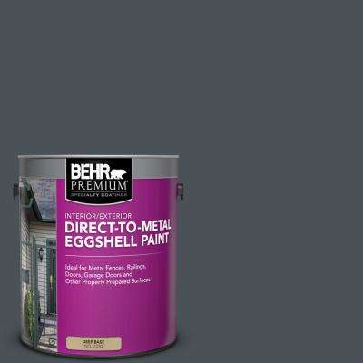 1 gal. #PPU25-22 Chimney Eggshell Direct to Metal Interior/Exterior Paint