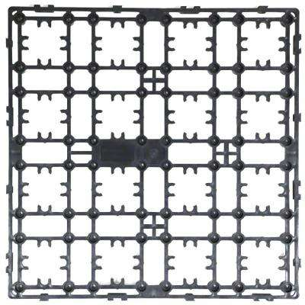 Deck-A-Floor Premium Grid (3-Pieces/Box)
