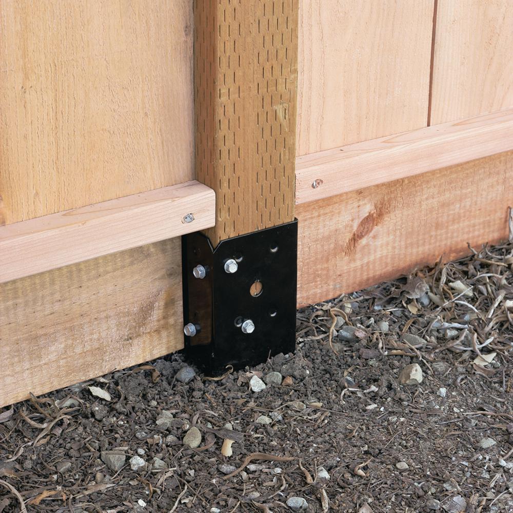 FPBB44 EZ Retro Fit Fence Post Base Quantity 1