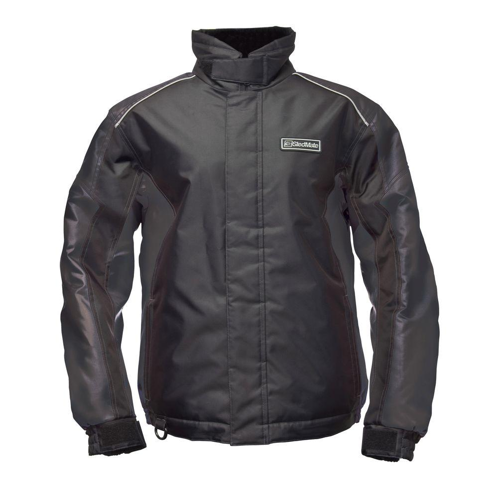 Sledmate XT Series Youth Size-10 Jacket in Black