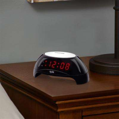 Sunrise Simulator Night Light Alarm Clock