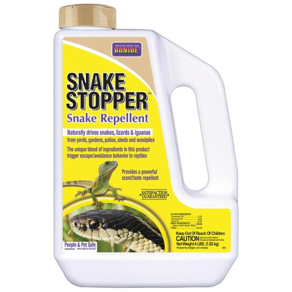 4lbs Snake Stopper Snake Repellent