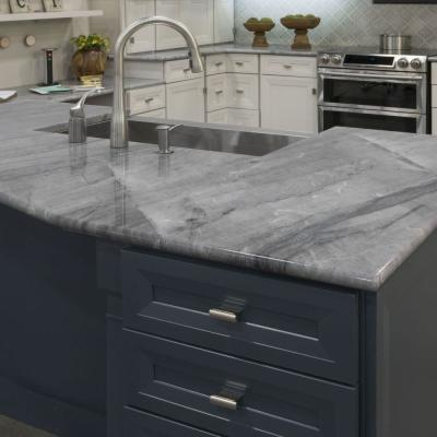 Gray Countertops Kitchen The Home Depot