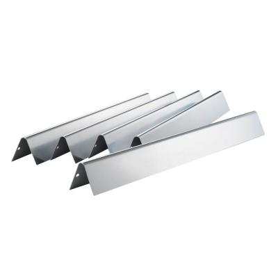 Stainless Steel Replacement Flavorizer Bars for Genesis 300 Gas Grill  (5-Pack)