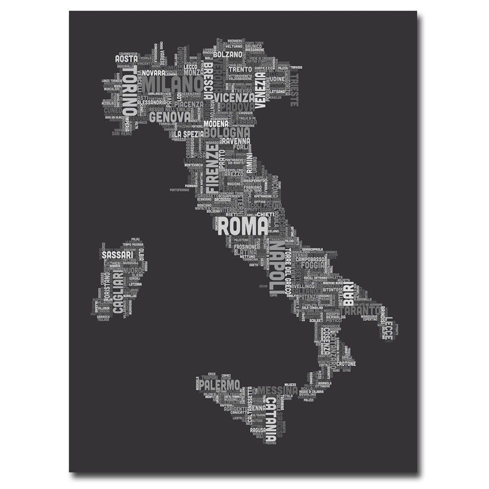 null 32 in. x 24 in. Italy V Canvas Art