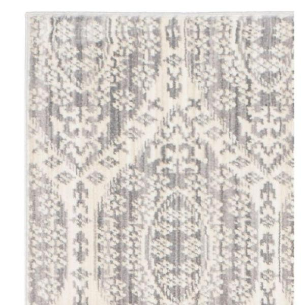 Reviews For Safavieh Valencia Mauve Cream 2 Ft X 12 Ft Runner Rug Val206a 212 The Home Depot