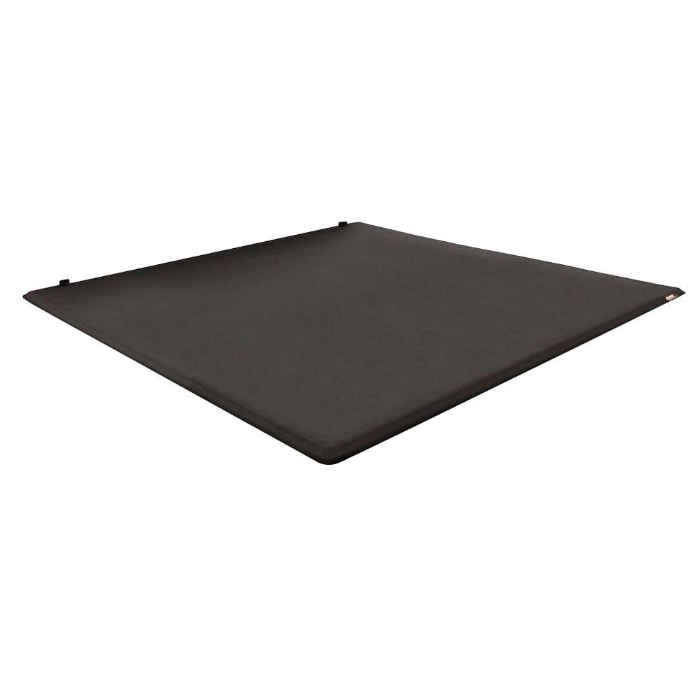 Lund Genesis Elite Roll-Up 2007 to 2014 Chevrolet Silverado and GMC Sierra Roll-Up Tonneau Cover
