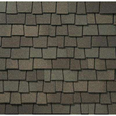 Glenwood Weathered Wood Ultra Premium Lifetime Architectural Shingles (11.1 sq. ft. per Bundle)