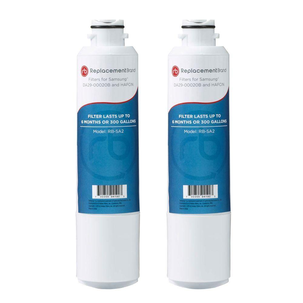 Samsung Refrigerator Water Filter Haf Cins The Home Depot