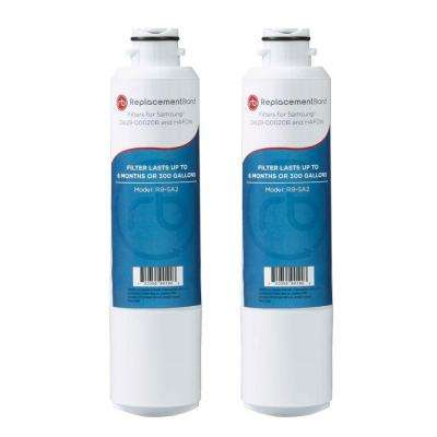 DA29-00020B Comparable Refrigerator Water Filter (2-Pack)