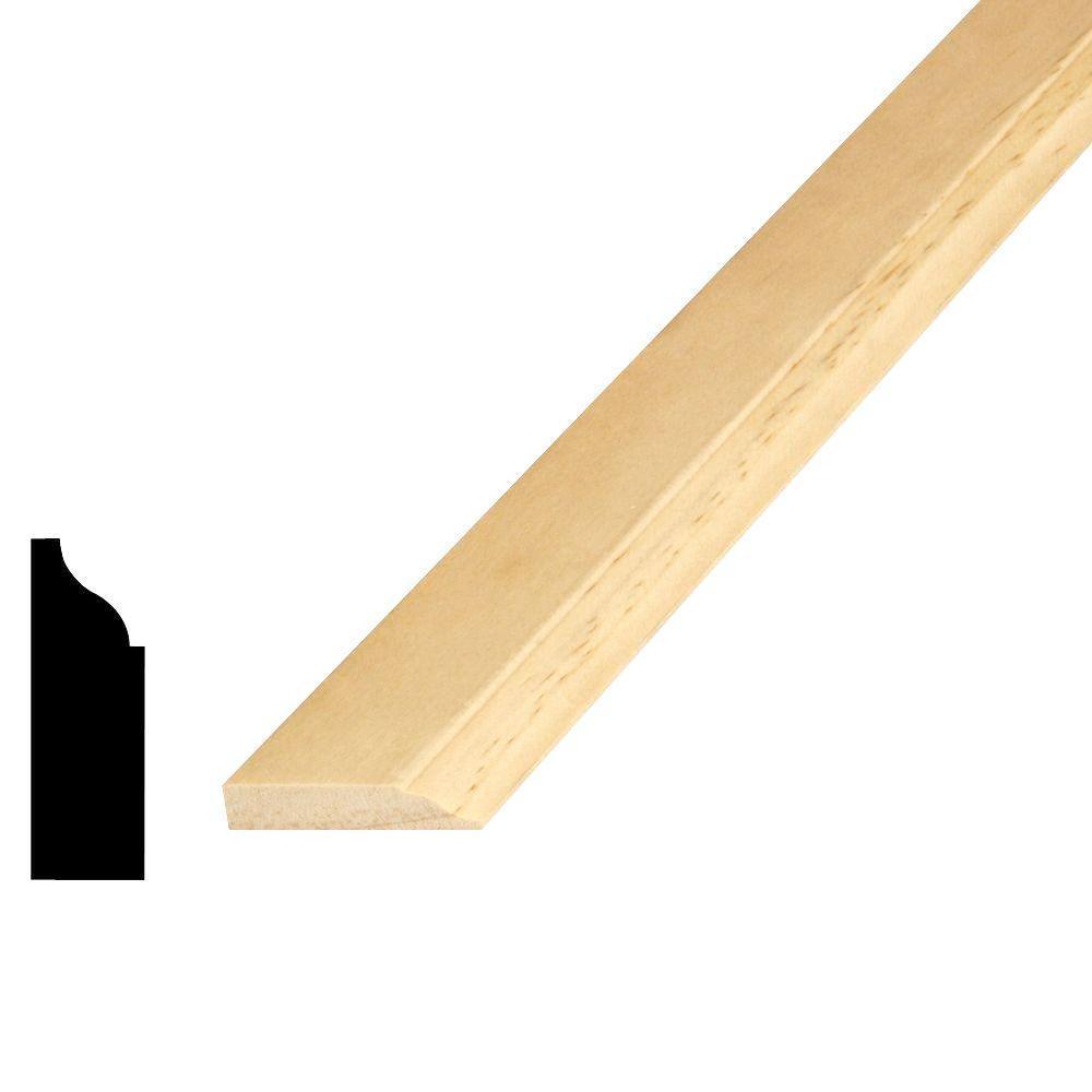 Stop - Wood - Interior/Exterior - Door & Window Moulding ...