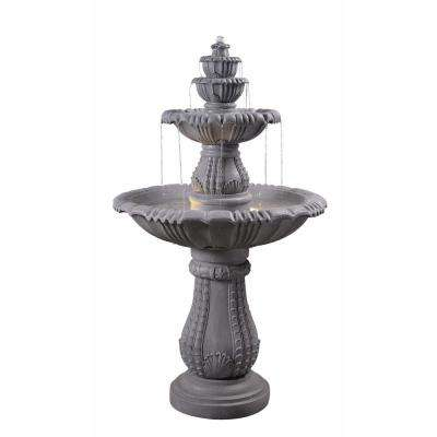 Florentine Resin Floor Fountain