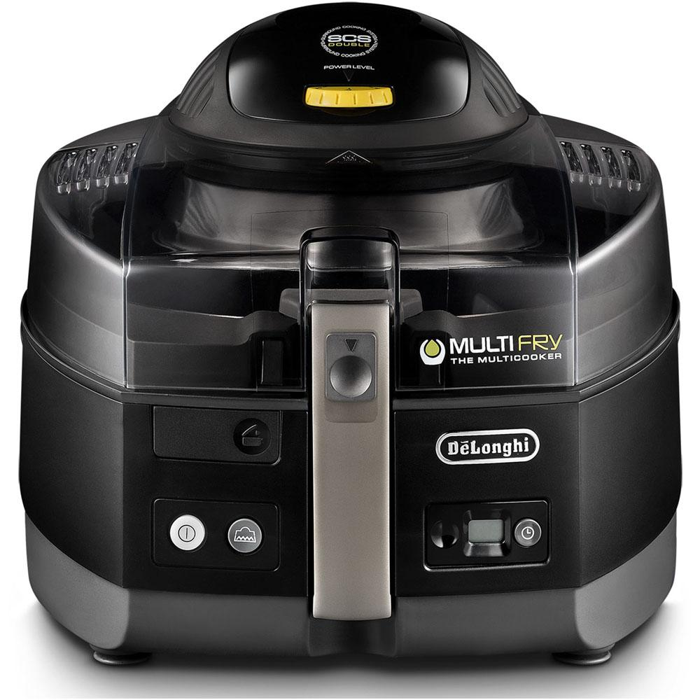 Delonghi MultiFry Ultra Low-Oil Fryer and Multicooker in ...