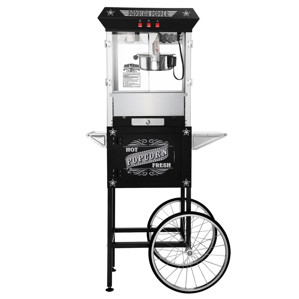 Paducah Popcorn Machine and Cart
