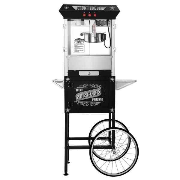Great Northern Paducah Popcorn Machine and Cart HWD630226