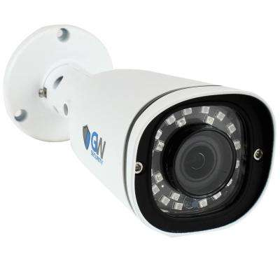 Wired PoE Indoor Outdoor Bullet 5MP ONVIF Network Security Camera with Built-In Microphone Motorized Zoom True WDR