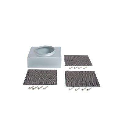 Recirculating Kit for Veneto (30 in. x 36 in.) and Toscana (30 in. x 36 in.) Range Hoods Using 8 in. Ducting
