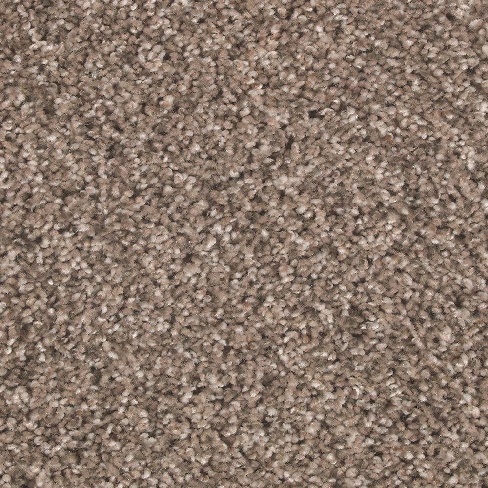Carpet Sample - Tidal Pool - Color Haven Textured 8 in. x 8 in.